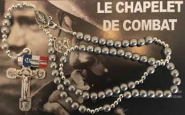 LE CHAPELET DE COMBAT