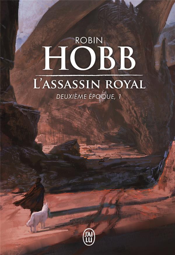 L'assassin royal ; INTEGRALE VOL.3 ; T.7 A T.9 ; deuxième époque