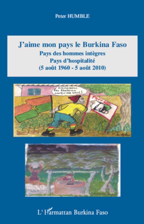 J'aime mon pays le Burkina Faso