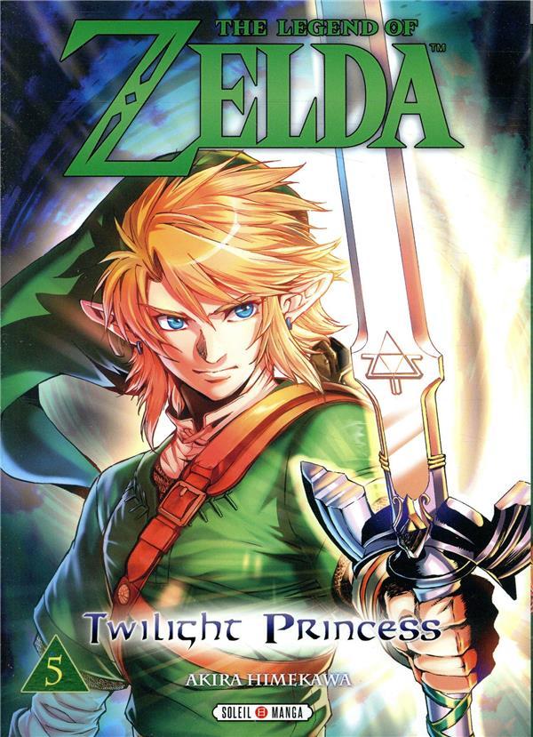 LEGEND OF ZELDA - TWILIGHT PRINCESS T05 HIMEKAWA AKIRA