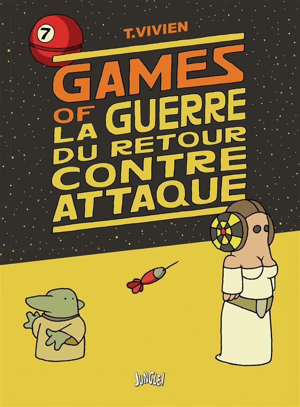 Games of la guerre du retour contre attaque