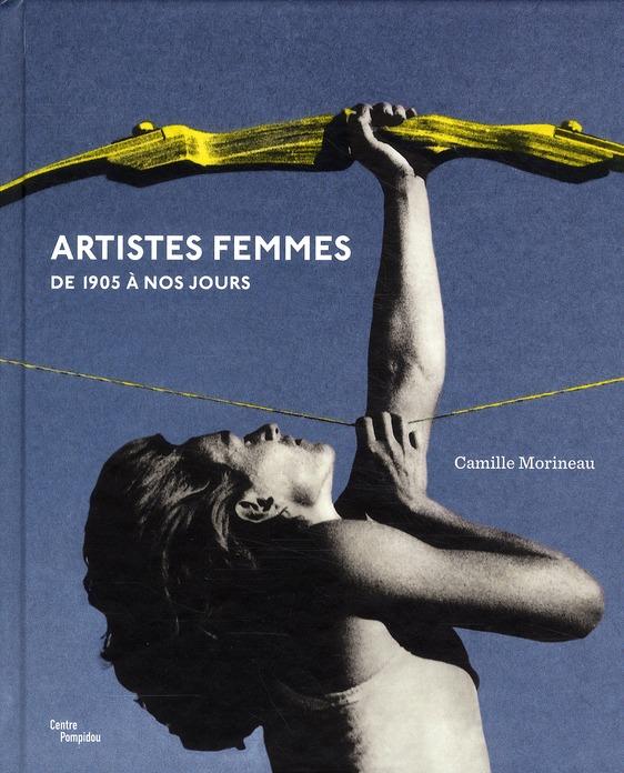 Artistes femmes de 1905 à nos jours