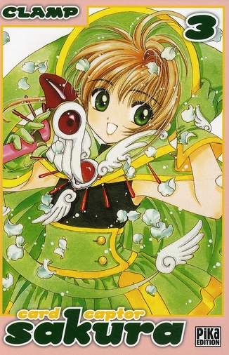 Card Captor Sakura T.3 Et T.4