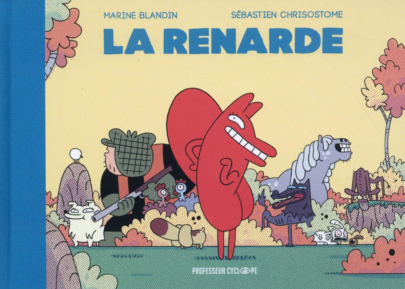 LA RENARDE Blandin Marine