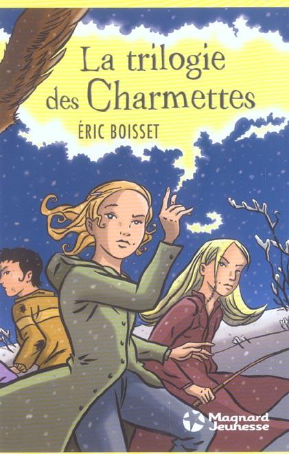 La trilogie des Charmettes ; COFFRET T.1 A T.3