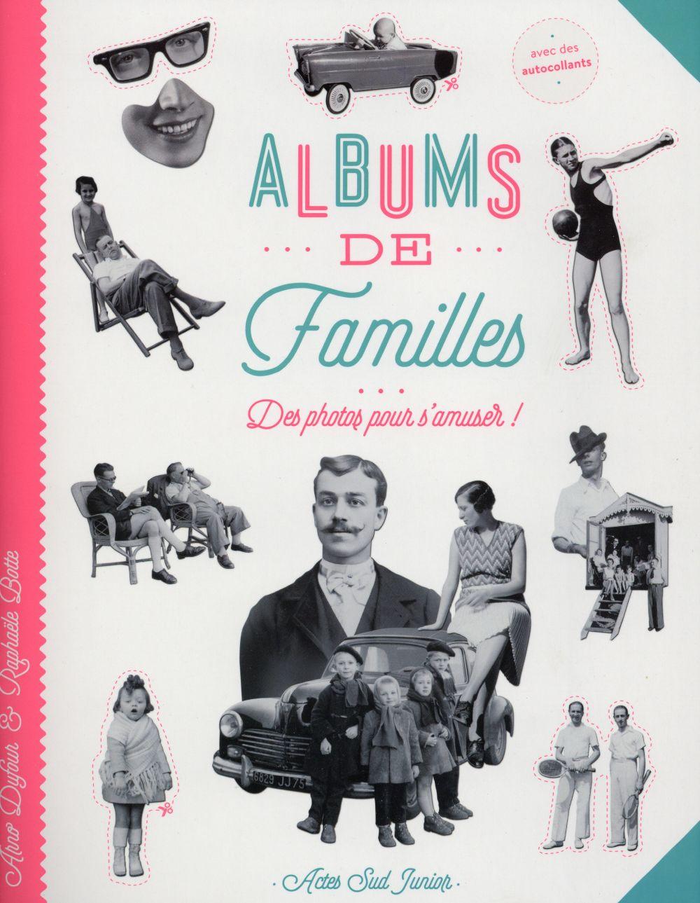Albums de familles