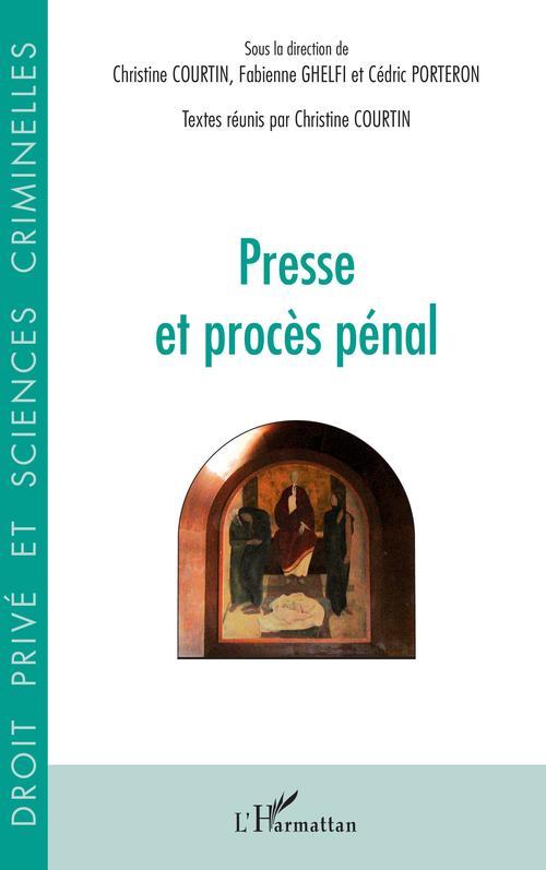 Presse et procès pénal