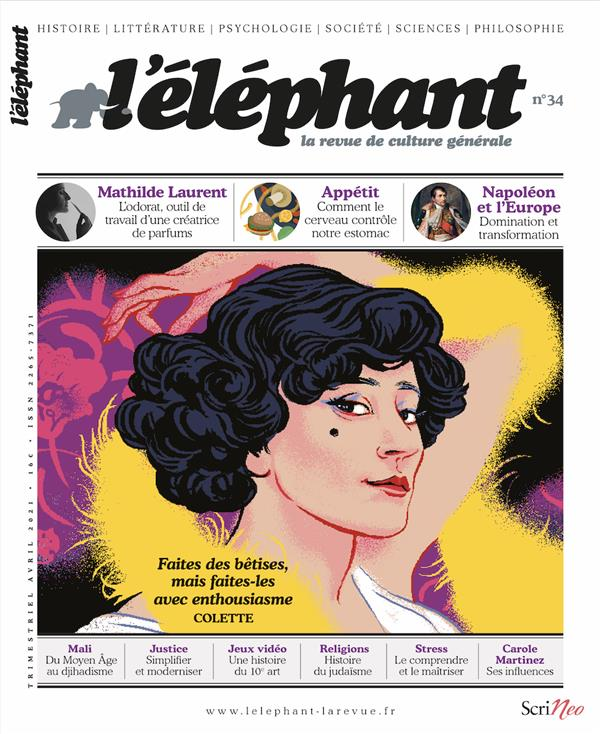 L'elephant n.34