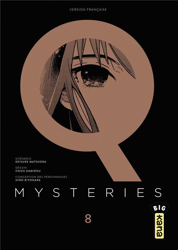 Q mysteries T.8