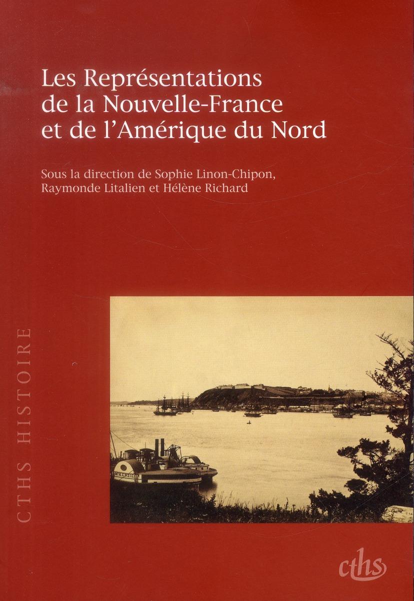 Representations de la nouvelle france et de lamerique du nord