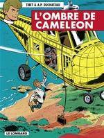 Ric Hochet T.4 ; l'ombre de caméléon  - Duchâteau - A.P. Duchâteau - Andre-Paul Duchateau - Tibet