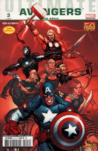 Ultimate Avengers Hs T.3
