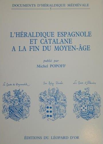 l'héraldique espagnole et catalane
