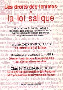 Les droits des femmes et la loi salique