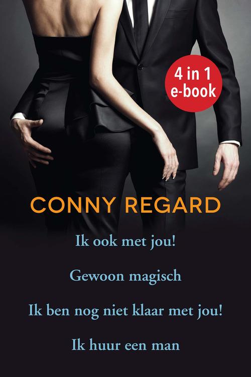 Conny Regard 4 in 1 e-book