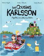Les cousins Karlsson T.1 ; mystère sur l'île aux Grèbes