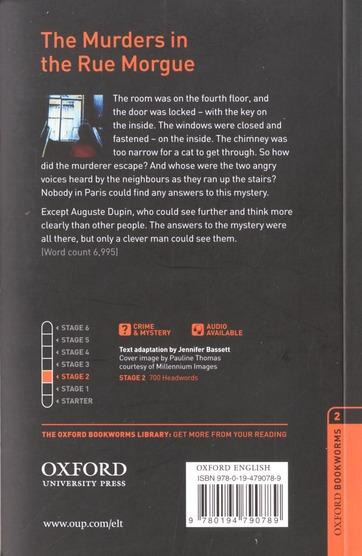 The murders in the rue Morgue ; niveau 2