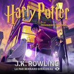 Vente AudioBook : Harry Potter et le Prisonnier d´Azkaban  - J. K. Rowling