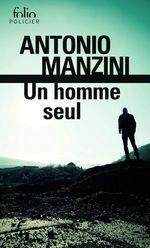 Vente EBooks : Un homme seul  - Antonio Manzini