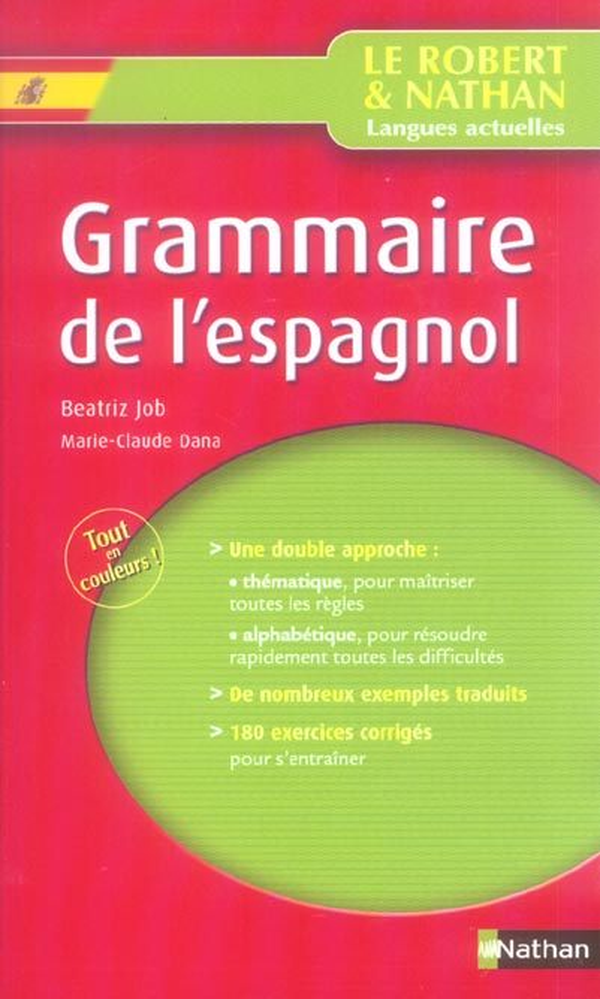 Rob & Nath Grammaire Espagnol