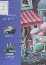 Vente Livre Numérique : La Boutique des rêves  - Elsa Devernois - Jochen Gerner