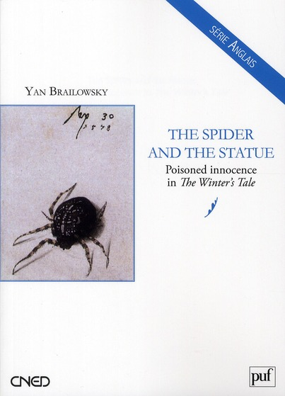 The spider and the statue : poisoned innocence in the winter's tale