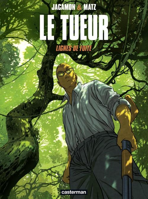 Vente EBooks : Le Tueur (Tome 13) - Lignes de fuite  - Matz