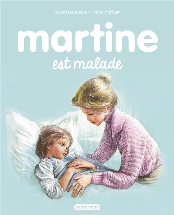 Martine t.26 ; Martine est malade