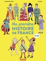 Vente EBooks : Ma première histoire de France en BD  - Sandrine Mirza