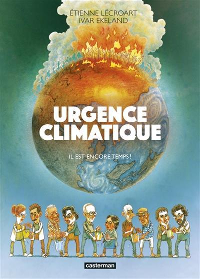 Urgence climatique : il est encore temps