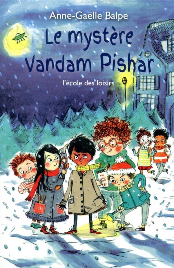 Le mystère Vandam Pishar