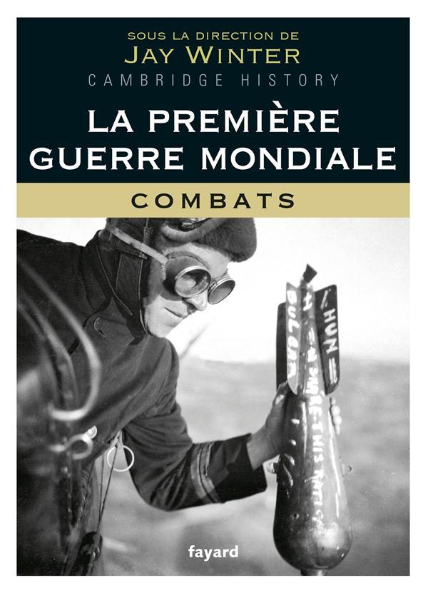 WINTER-J - LA PREMIERE GUERRE MONDIALE - TOME 1