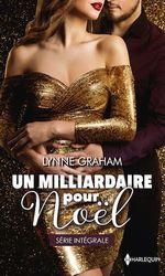 Vente Livre Numérique : Un milliardaire pour Noël  - Lynne Graham