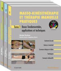Masso-kinésithérapie et thérapie manuelle pratiques ; pack de 3 tomes