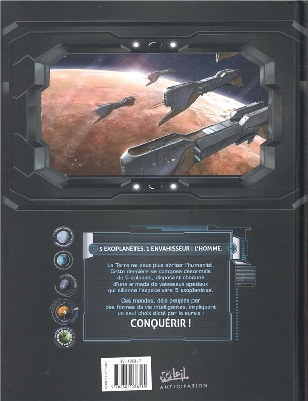 Conquêtes T.4 ; Uranie