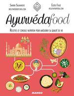 Vente EBooks : Ayurvéda food  - Sandra Salmandjee - Eloïse Figgé