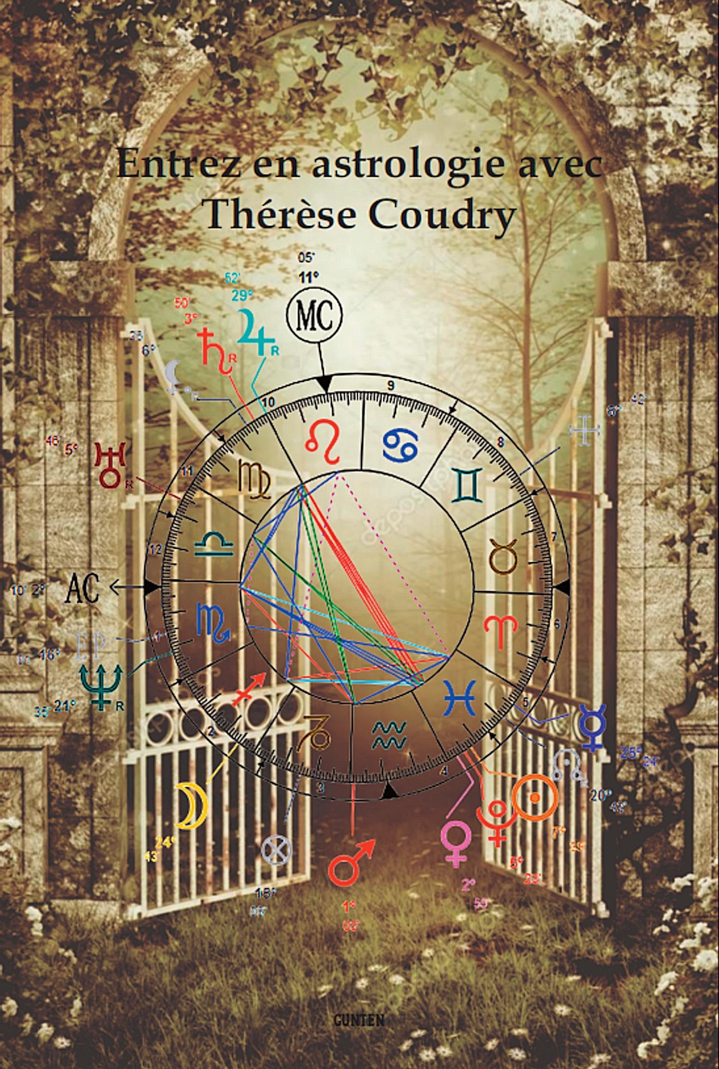 Entrez en astrologie avec Thérèse Coudry