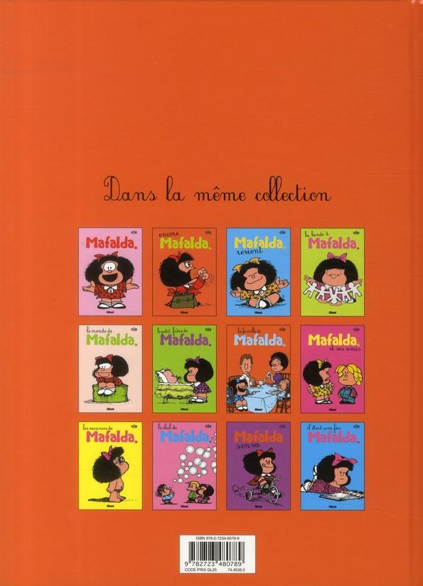 Mafalda t.7 ; la famille de Mafalda