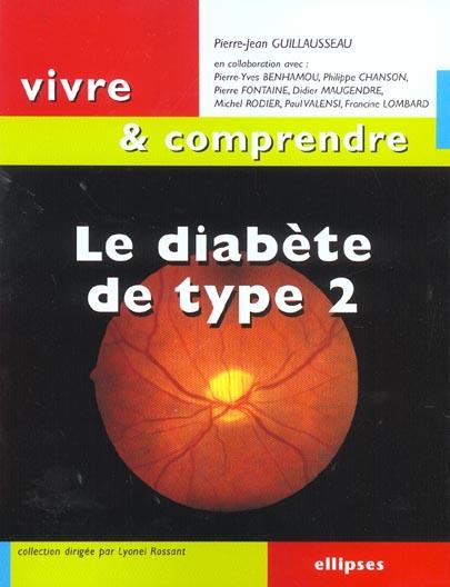 Le Diabete De Type 2 2e Edition