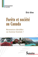 Vente EBooks : Forêts et société au Canada  - Éric Glon