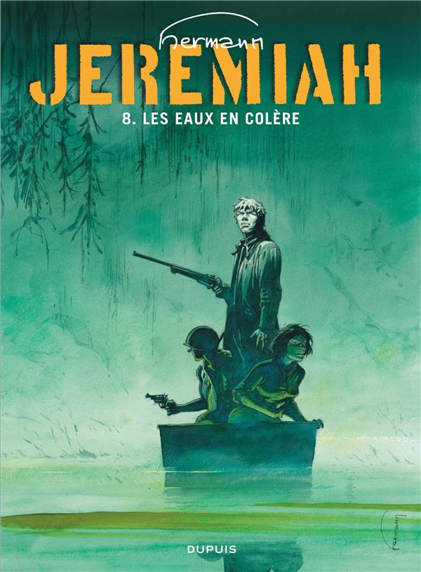 JEREMIAH (DUPUIS) T8 LES EAUX