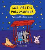 Couverture de Les petits philosophes t.1 ; mystère et boules de gomme