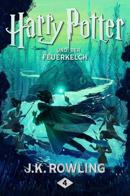 Harry Potter und der feuerkelch t.4