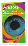 PETITS TRAITES D'HISTOIRE NATURELLE
