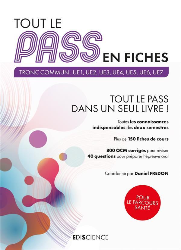 TOUT LE PASS EN FICHES FREDON/BEAUMONT/GEA