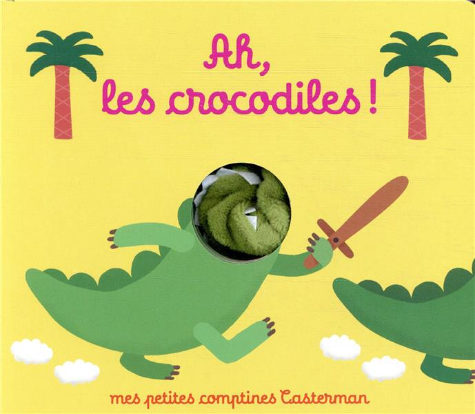 Ah les crocodiles !