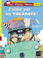 Vente Livre Numérique : J'aime pas les vacances !  - Gérard Moncomble