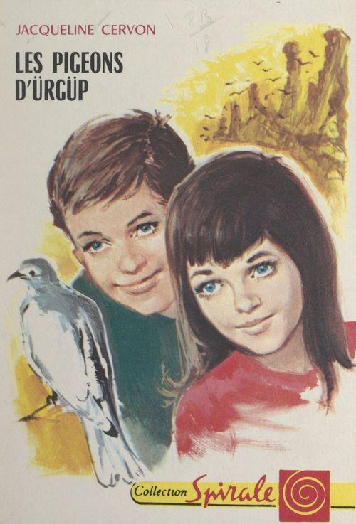 Les pigeons d'Ürgüp