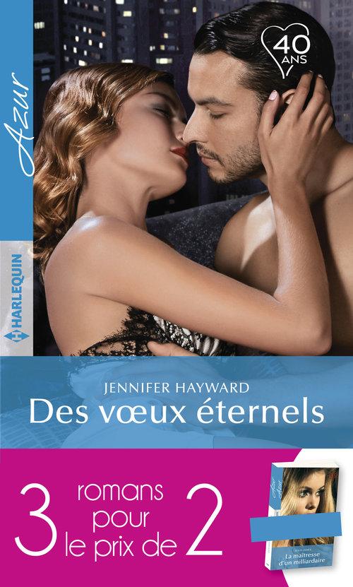 Vente EBooks : Pack 3 pour 2 Azur - Août 2018  - Julia James  - Carole Mortimer  - Jennifer Hayward