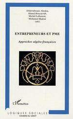 Vente EBooks : Entrepreneurs et PME  - Mohamed Madoui - Michel Lallement - Abderrahmane Abedou - Ahmed Bouyacoub